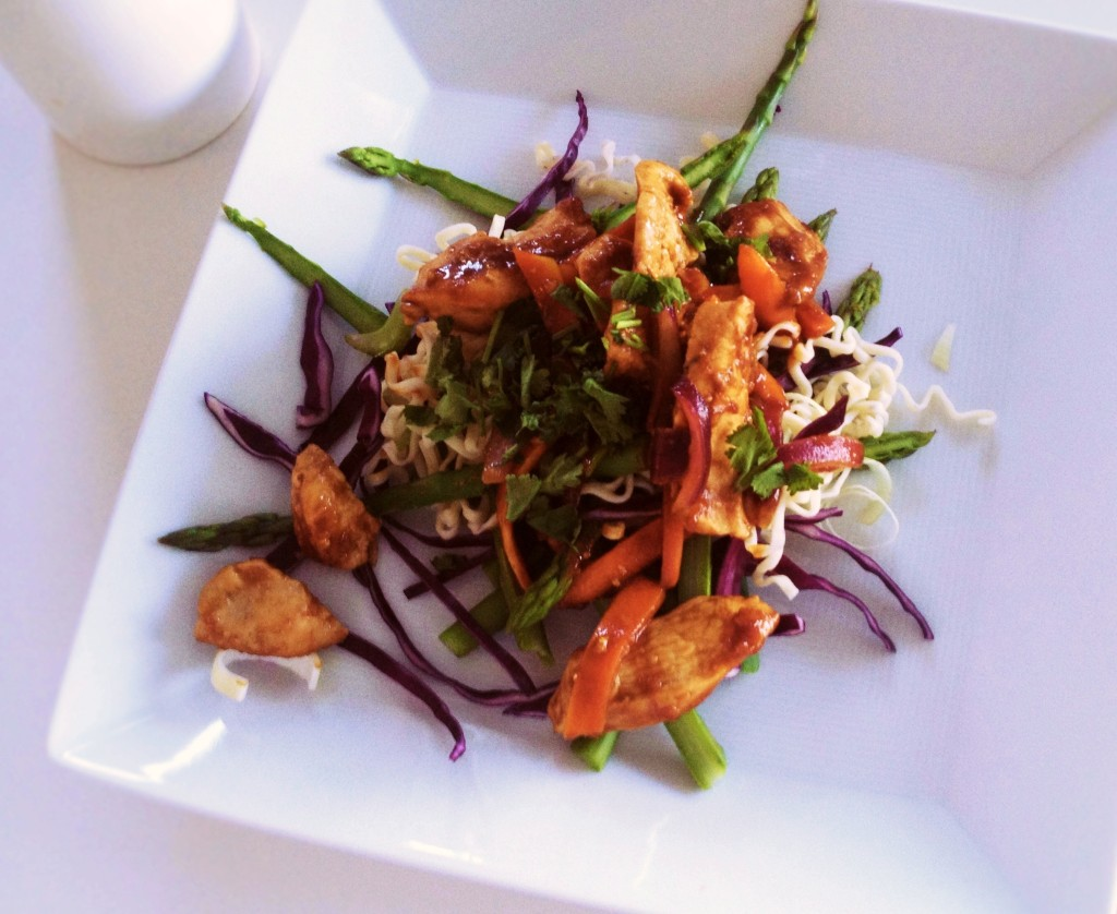 wok-kylling-eggnudler
