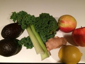 Grønne ingredienser