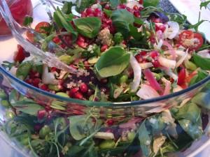 Quinoa_salat